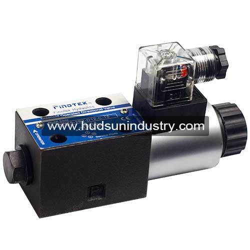Hydraulic-Solenoid-Directional-Valve, -WE6, -NG6