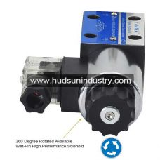 Hydraulic-Solenoid-Directional-Valve,-WE6,-NG6