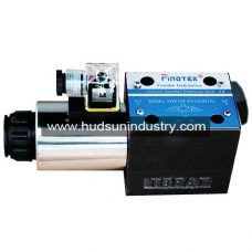 Solenoid-operated-Directional Valve, -WE10, -Cetop5