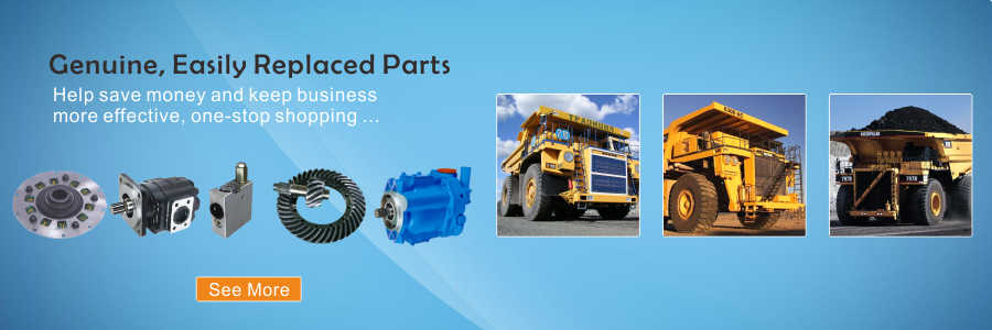 mobil equipment parts