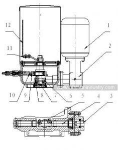 Grease-Lubrication-Pump-DDB18-construct